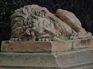 La Tamarita - El león dormido